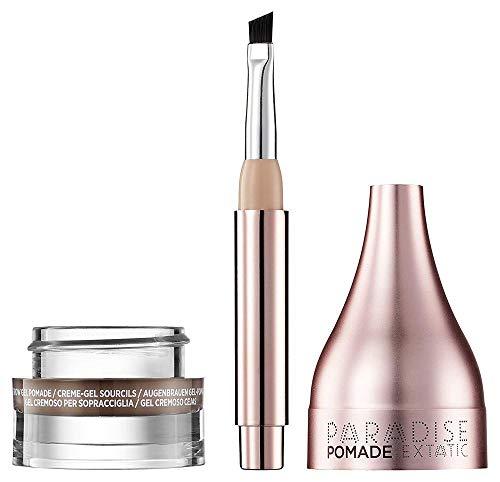 L'Oréal Paris Paradise Extatic Pomade Nr. 103 Chatain - wasserfester Augenbrauenstift für langanhaltende Definition und Fülle mit integriertem Pinsel zur optimalen Anwendung, 1er Pack (1x3g.)