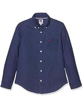 Unbekannt Jungen Hemd Oxford Shirt