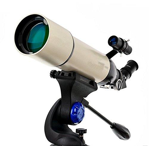 LIHONG TELESCOPIO ASTRONOMICO VISION NOCTURNA DE ALTA DEFINICION   DIGITAL TELESCOPIO NUEVO CLASICO DE LA MODA