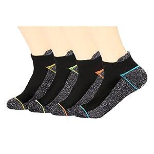 Kupfer Antibakterielle Athletic No Show / Low Cut Socken für Männer und Frauen