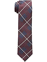 Haggar Men's Big-Tall Plaid Necktie - Extra Long