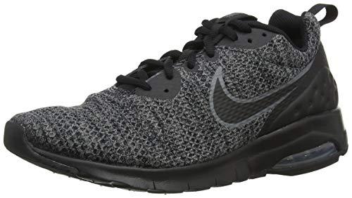 Nike Herren Air Max Motion LW LE Sneakers, Schwarz Black 001, 41 EU (Nike Air Max Niedrigen Preis)