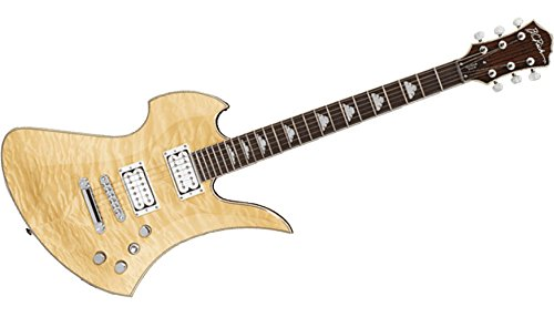 BC RICH MOCKINGBIRD CONTOUR DELUXE GLOSS NATURAL (Mockingbird Bc)