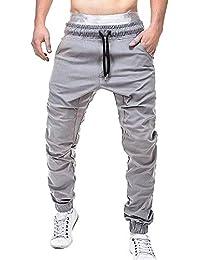 Amazon.es  4XL - Pantalones   Hombre  Ropa 9932100f223e