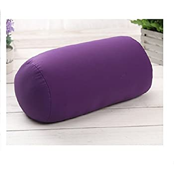 Daynecety Micro Bead Roll Pillow Cushion Bolster Microbead