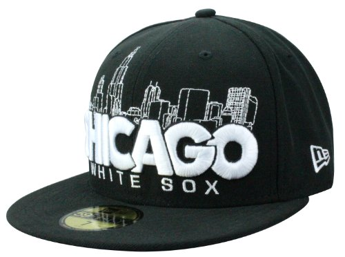 New Era Chicago White Sox Cap City Series Word Taille 7-7 3/8