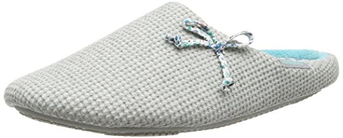 isotoner-women-waffle-mule-open-back-slippers-grey-grey-6-uk-39-eu
