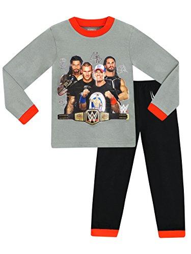 WWE - Pijama para Niños - WWE - 8 - 9 Años