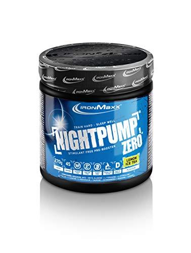 IronMaxx Nightpump Zero, 270 g