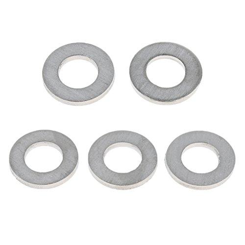 Sharplace Rondelle Plate pour Boulon De Vis 5X