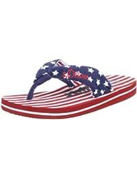 s.Oliver Casual, Unisex Kids' Flip Flop Sandals