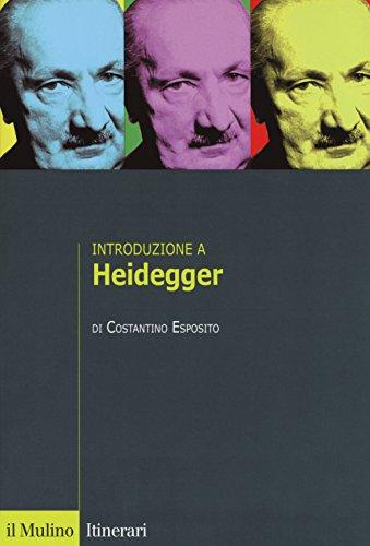 Introduzione a Heidegger