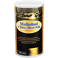 MOLKEBAD+Totes Meer Salz 1 kg Salz preisvergleich bei billige-tabletten.eu