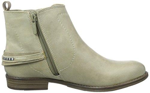 Mustang 1157-518-243 Damen Kurzschaft Stiefel Elfenbein (243 ivory)