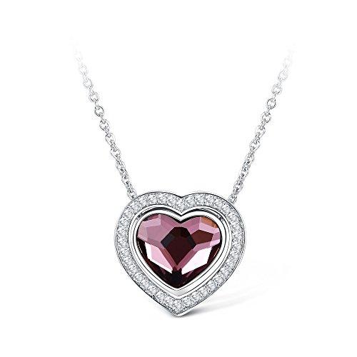 t400 jewelers  -  Nicht zutreffend Legierung Herzschliff pink/rosa Keine Angabe (Karton-heart Shaped Box)