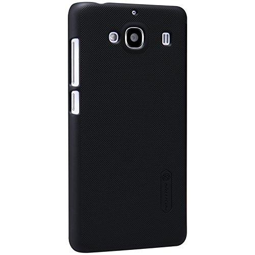 Nillkin Super Frosted Shield Hard Back Cover Case For Xiaomi Redmi 2 - Black