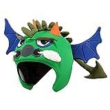 BARTS Helmet Cover 3D, Gorra Bebe para Niños, (Dragon 14), 90 (Talla del Fabricante: 3)