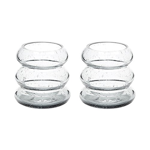 Votiv-kerze-ring (Smoke Ring Votive - Set Of 2)