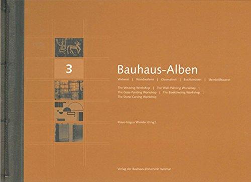 aus-Alben 3: Weberei, Wandmalerei, Glasmalerei, Buchbinderei, Steinbildhauerei ()