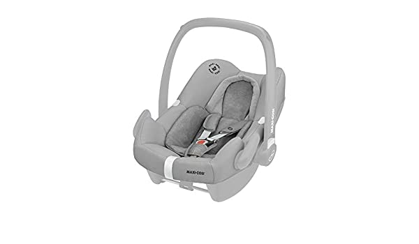 MAXI COSI Pebble Car Seat Replacement Shoulder Harness //Straps //Belt VGC Grey