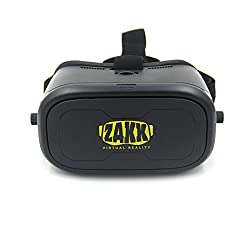 Zakk VR- Virtual Reality 3D Headsets For Android & IOS