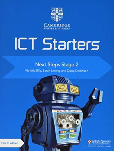 Cambridge ICT starters. Next steps stage 2. Per la Scuola media. Con espansione online (Cambridge International Examinations)