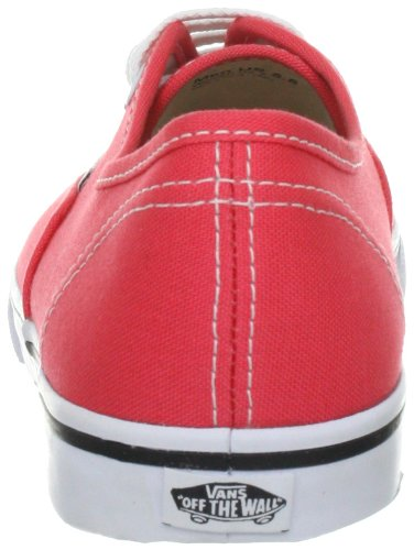 Vans Authentic Lo Pro VGYQ5SH Damen Sneaker Orange (hot coral/true white)