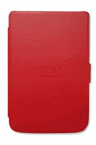 Housse classique liseuse Touch Lux 3 - Rouge