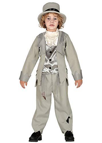 ween-Geist-Bräutigam-Kostüm der Kinder Medium (5-6 Years) ()