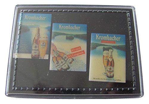 Preisvergleich Produktbild Unbekannt Krombacher - Pin Set mit 3 Pins