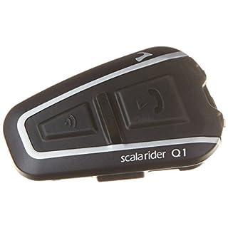 Cardo Scala Rider Q1 Solo Motorcycle Bluetooth Headset