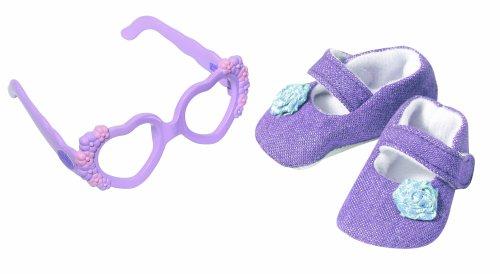 Preisvergleich Produktbild Zapf Creation 805046 - BABY BORN my little Sandalen+Sonnebrille