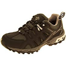 Hombre NORTHWEST TERRITORY zapatos impermeables de cuero