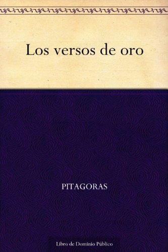 Los versos de oro por Pitagoras