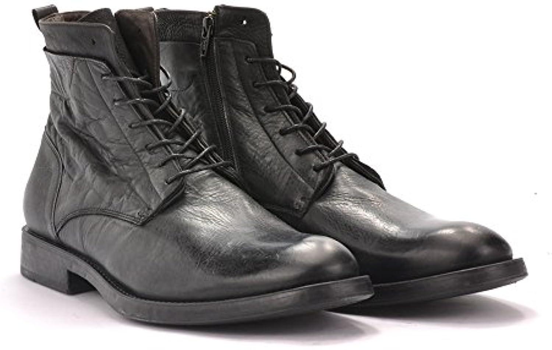 Cafenoir - Botas para Hombre Negro Size: 45