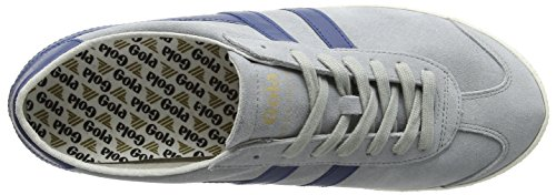 Gola Specialist, Sneakers Basses Homme Gris (Grey/marine Blue Gx Grey)
