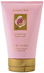 Victorias Secret Garden Romantic Wish Stimulating Body Scrub 7 oz