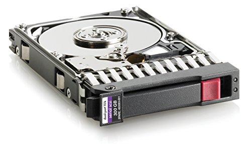 Hewlett Packard Enterprise 300GB, 3G, SAS, 10K, RPM, SFF (2.5-Inch), Dual Port-Festplatte (3G, SAS, 10K rpm, SFF (2.5-Inch), Dual Port, Serial Attached SCSI (SAS), Festplatte, ProLiant DL160G6, ProLiant ML350G5, Proliant DL785G6) - Sas 3g Enterprise Storage