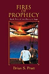 Fires of Prophecy (The Morcyth Saga Book 2) (English Edition)