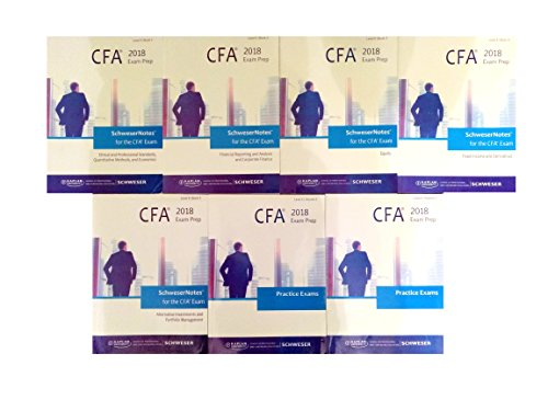 CFA Level 2 - 2018 Study package + 2 practice books + Question Bank CD + Free Stationary kit (Eligible only with purchase from Way2success)