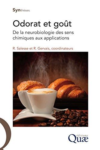 Odorat et goût: De la neurobiologie des sens chimiques aux applications