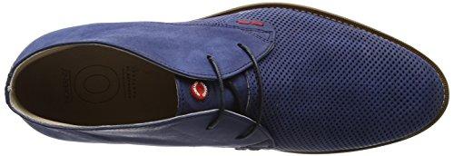 NoBrand David 2, Chukka Boots Homme Blau (Blue)