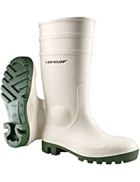 Dunlop - 142Pp Protom. S5 Zwart  38, Stivali Di Gomma Sfoderati, unisex