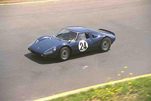 Metal Sign 521048 1964 Porsche Carrera 6Ts A4 12X8 Aluminium