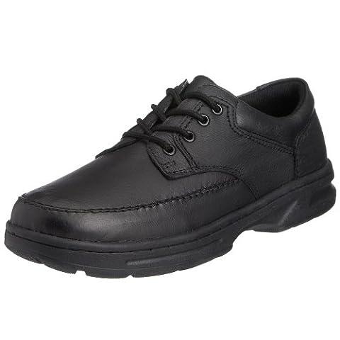 Dr Keller Mens Brian Black Shoes, 9 UK (43 EU)
