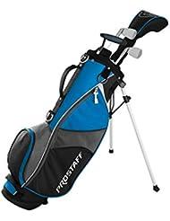 Wilson Unisex Jugend PRO Staff JGI SM JR 5-8 Set Golfschläger, Mehrfarben, MRH