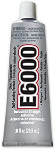 E6000231012viscosité moyenne adhésif, 0l