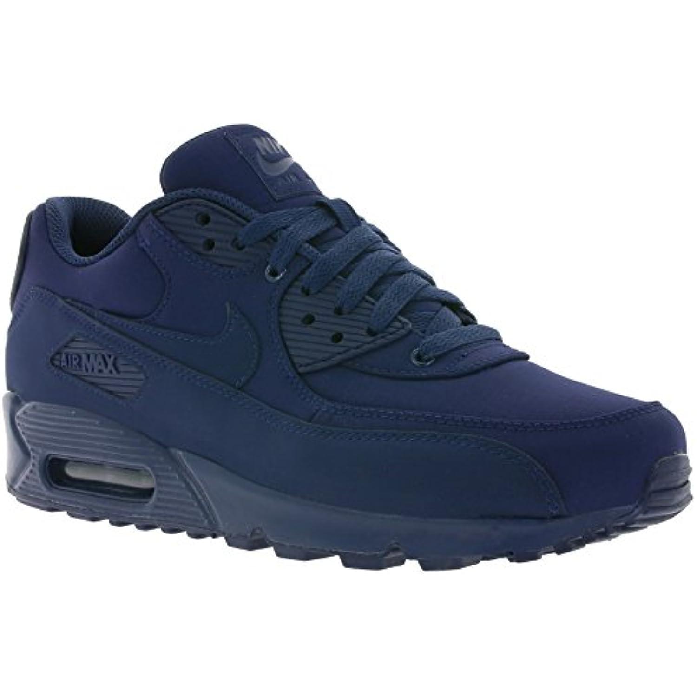 best website a86d7 cfc4e Nike Chaussures Air Max 90 - Bleu - B012J1XXTW - - - 518cf8