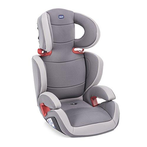 Chicco 07079160960000Key 2/3 - Silla de coche para bebé, tamaño 2-3, Gris