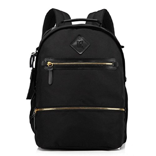 Z&N Kreative Mode Umhängetasche Freizeittasche große Kapazität Reiserucksack Outdoor Radfahren Laufen Wandern Reisen Klettern black